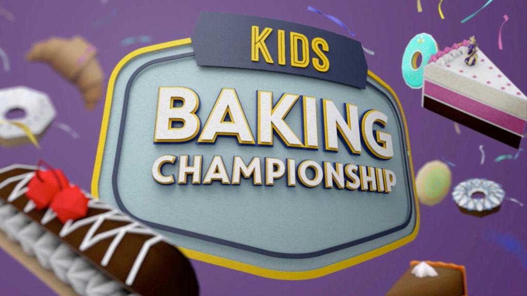 Food Network Kids Baking Championship