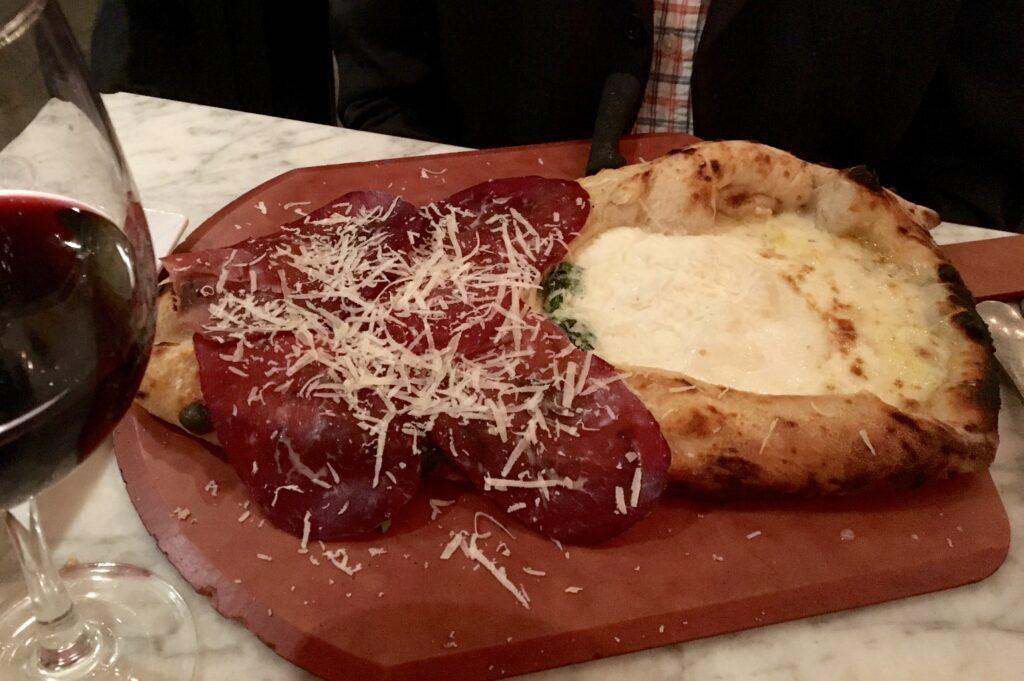 Buona Forchetta Jove pizza