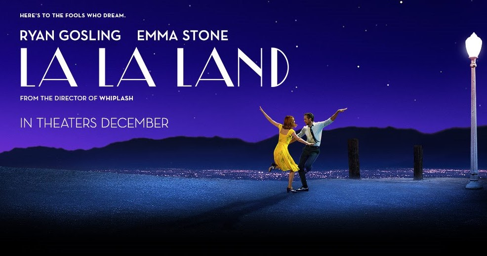 Image result for la la land theatrical poster