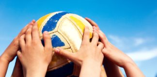 Coronado Rec Department Volleyball Clinic