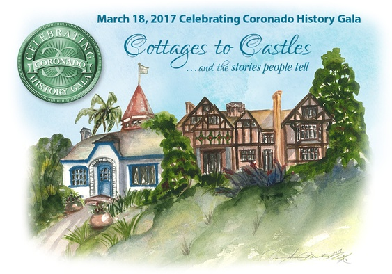 Celebrating Coronado History Gala 2017