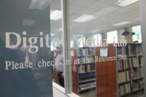 Digital Media Lab at Coronado Library