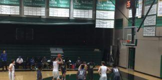 Islanders Basketball