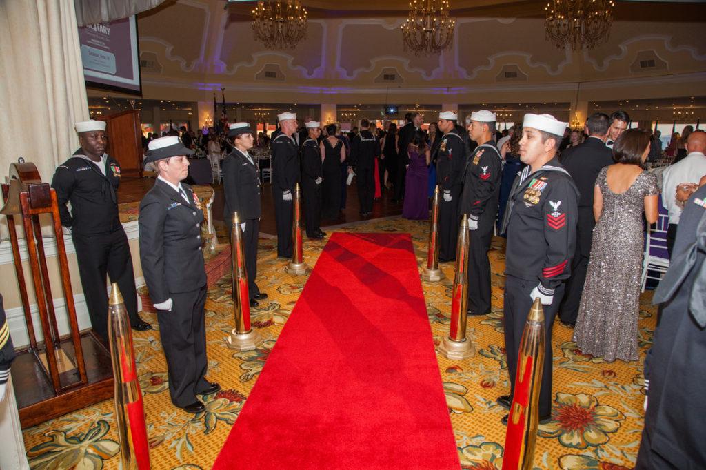 2016 Salute to Military Ball