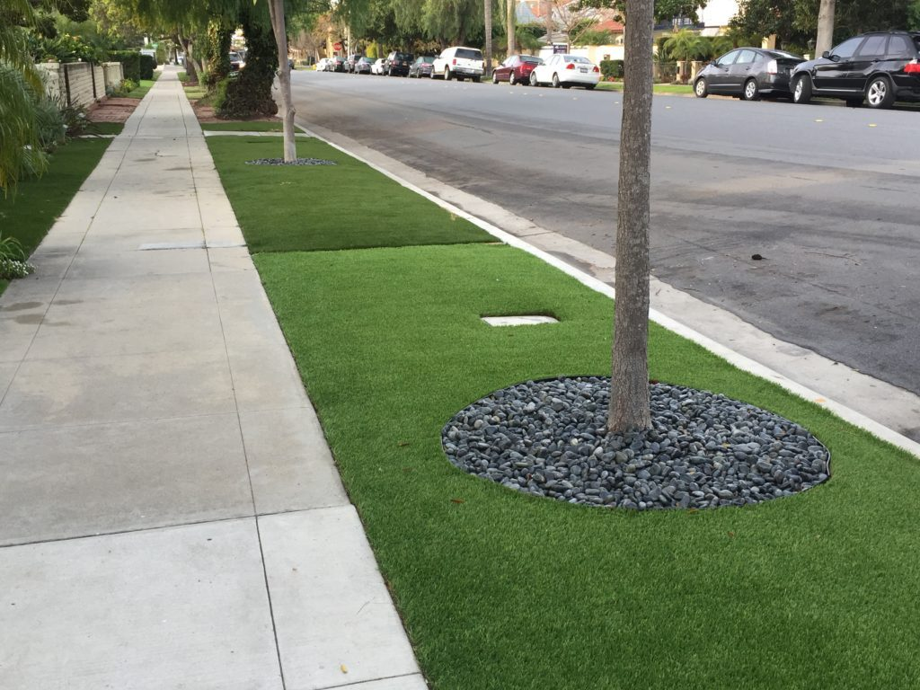 parkway artificial turf