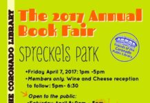 2017 Book Fair flyer