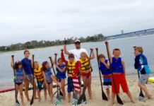 Aquatics Camp Summer SUP