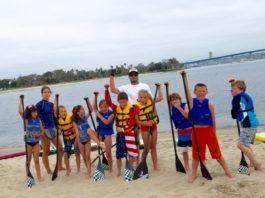 Aquatics Camp Summer SUP