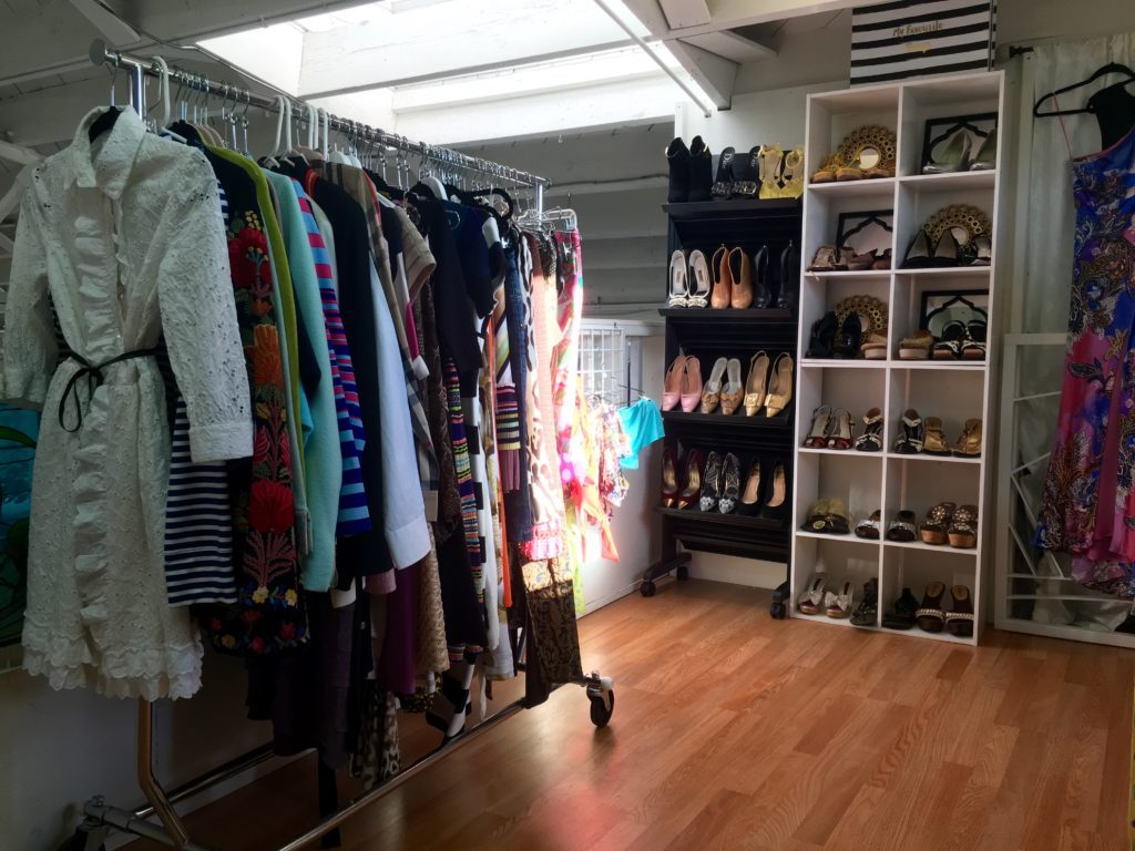 High end resale h e r consignment boutique opens at for High end consignment shops