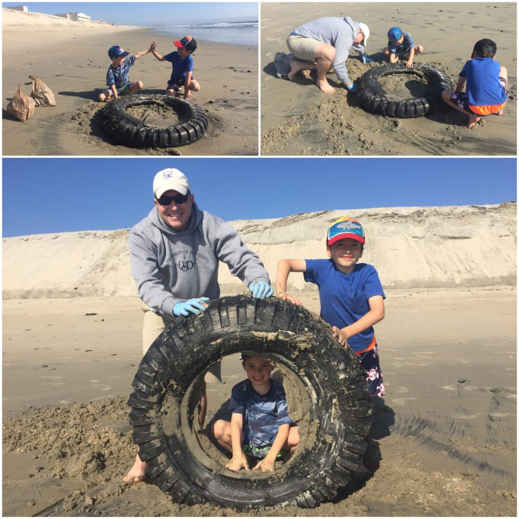 Gator Beach tire