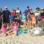 Gator Beach cleanup