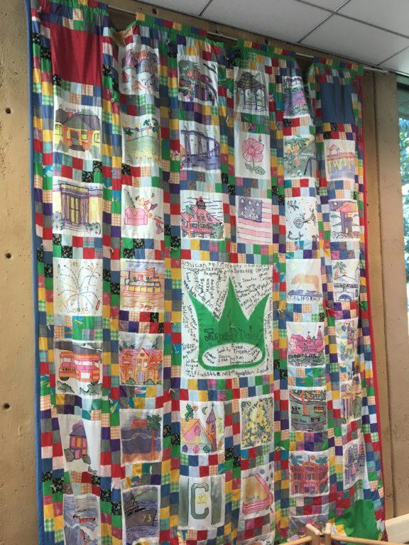 Ellenjoy Weber's Coronado quilt