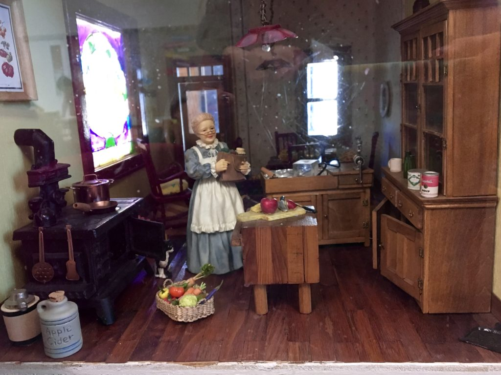 Coronado Children's Library dollhouse