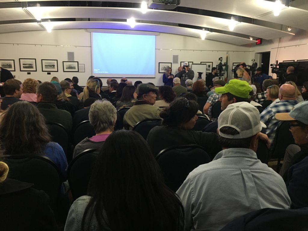 Tijuana River Sewage Spill public forum