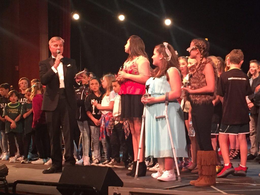 Coronado's Talent 2017