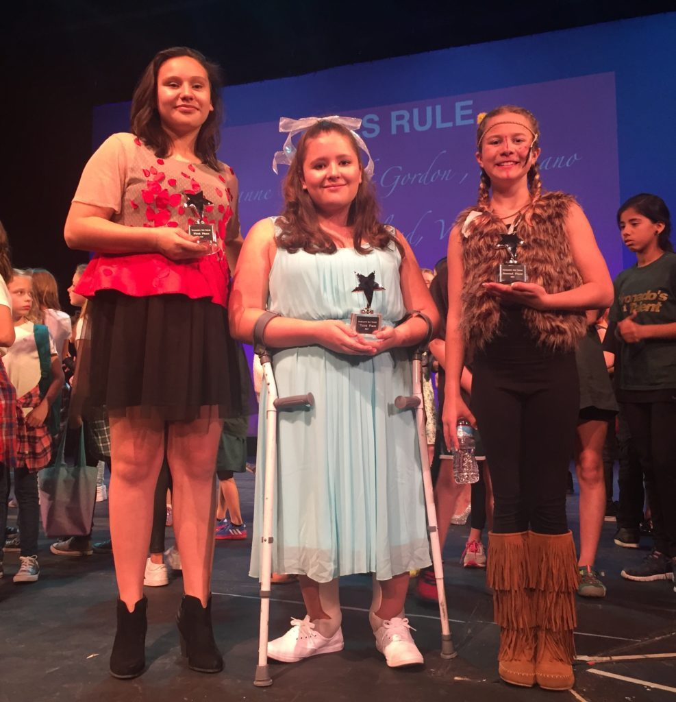 Coronado's Talent 2017 winners