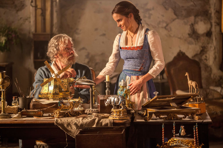 'Beauty and the Beast' smashes records, proves to be beast in sales