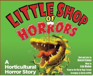 Little Shop of Horrors Coronado Playhouse 9/8-10/15