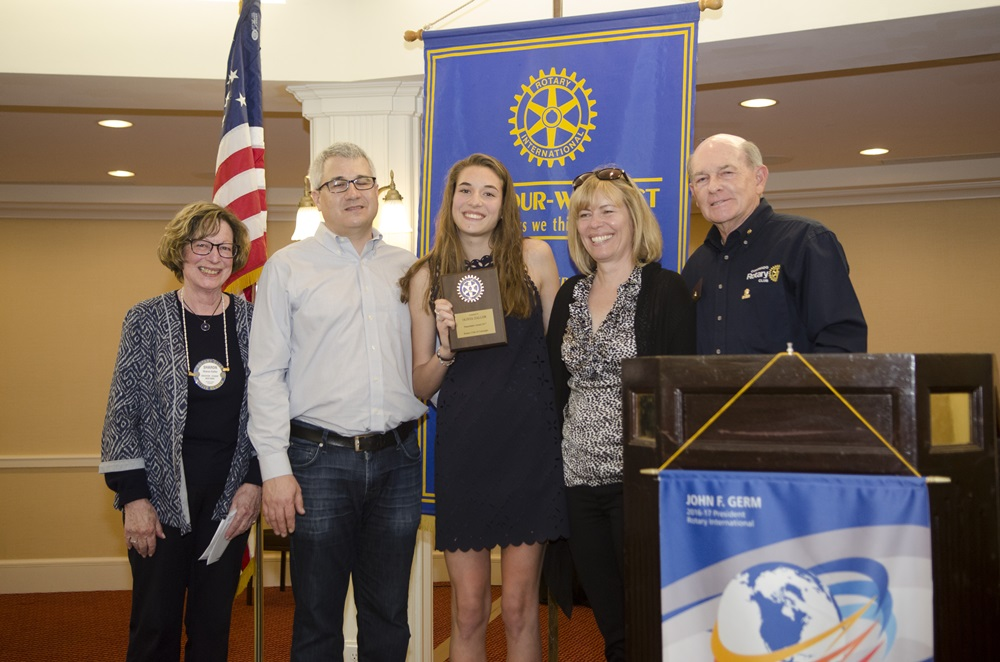 Rotary Peacemaker Award 2016-17