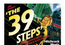 The 39 Steps Coronado Playhouse