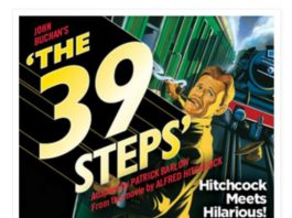 The 39 Steps Coronado Playhouse