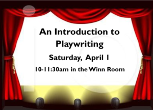 intro to playwriting