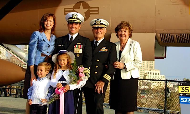 Jim DiMatteo family