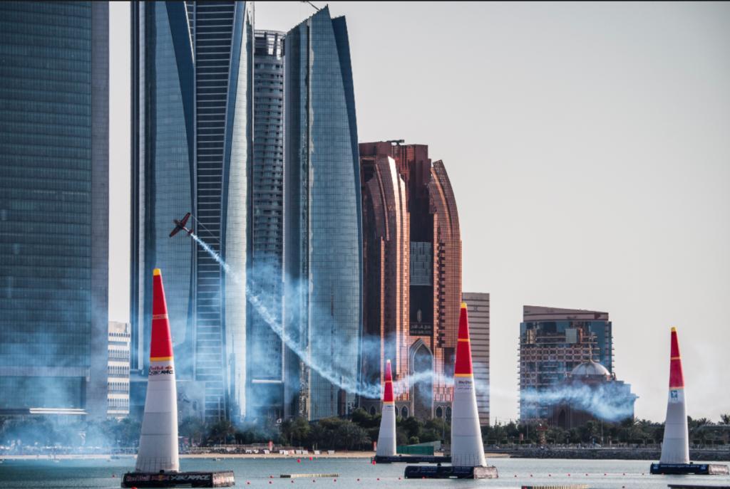 2017Red Bull Air Race in Abu Dhabi