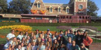 ASB trip to Disney