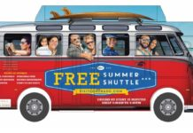 2017 Coronado Free Summer Shuttle