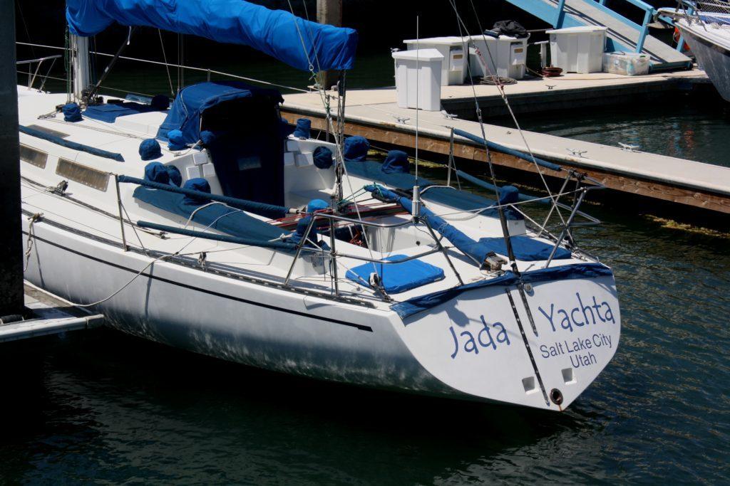 Cays Sail Boat Jada Yachta