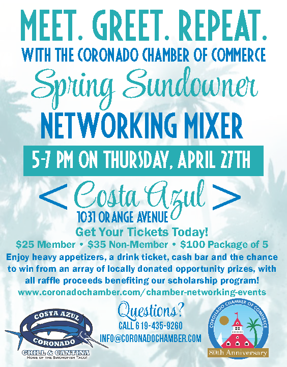 Chamber Spring Networking Mixer