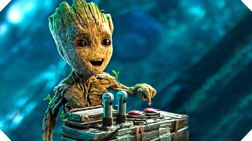 Baby Groot, Guardians of the Galaxy Vol. 2