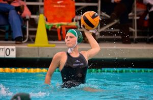 Coronado Water Polo Jennifer Hanling