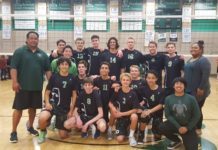 Boys Volleyball 2017