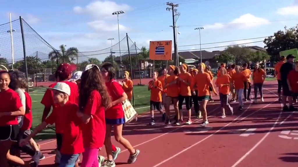 24th Annual 6th Grade Olympics At CMS Prove Character Counts As Much Athleticism Video