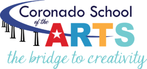 Coronado School of the Arts CoSA logo