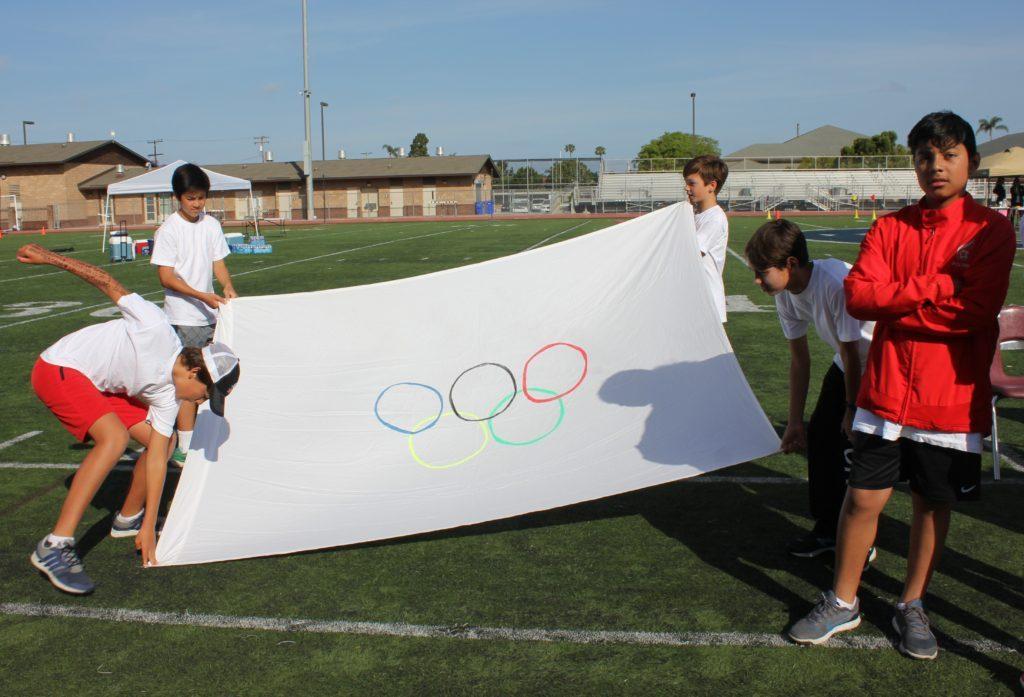 6th grade olympics