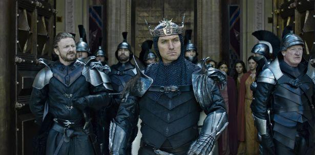 King Arthur Vortigern