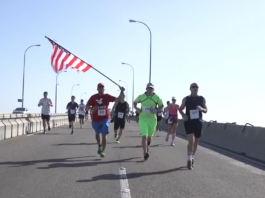 2017 Coronado Bridge Run