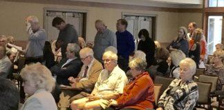 transitional housing community forum