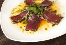 Bluewater tuna_sashimi