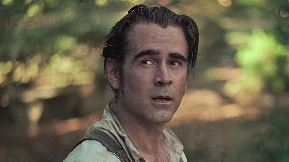 The Beguiled, Colin Farrell