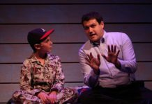 Big Fish at Lamb's Players Theatre