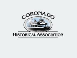 coronado historical association logo