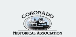 coronado historical association logo