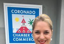Kelly Scalise, Coronado Chamber of Commerce