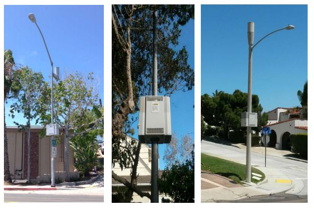 wireless telecommunications small cells