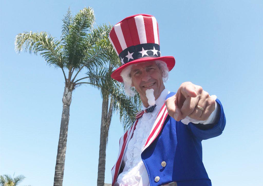 Coronado 4th of July parade