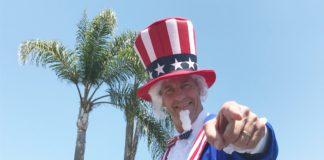 Coronado 4th of July parade